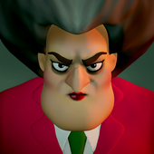 Scary Teacher 3D icon