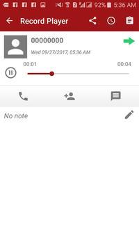 برنامج تسجيل المكالمات poster