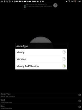 Don't Touch My Phone: Alarm apk screenshot