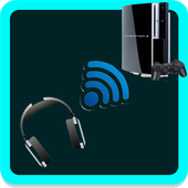 Headset ps3 icon