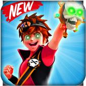 Super Zak Storm Adventure Pirate icon