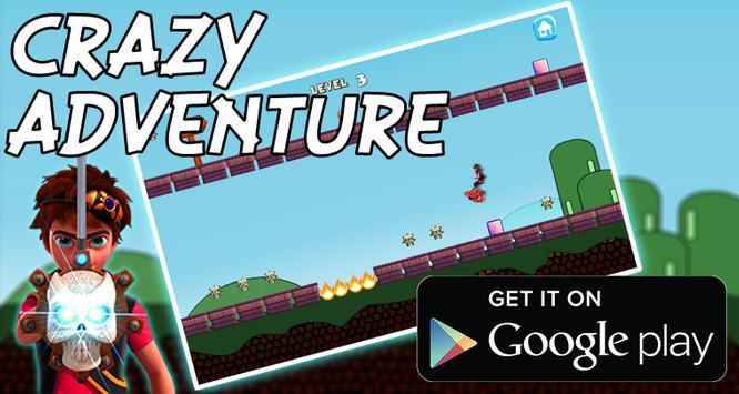 Super Zak Storm Adventure Pirate screenshot 3