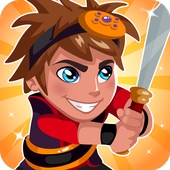 Storm race in underworld icon