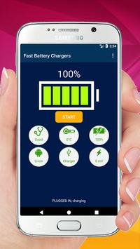 Fast battery chargers poster