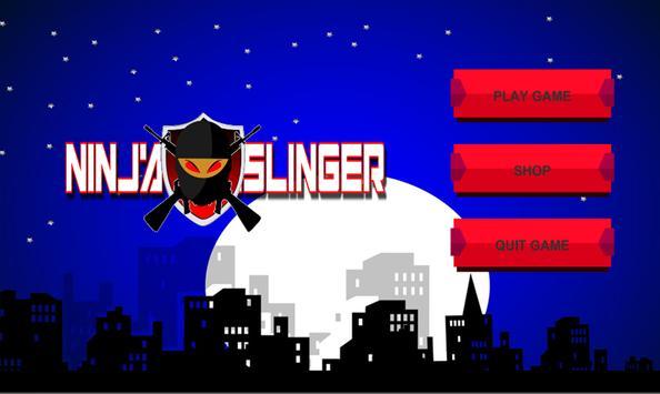 Ninja Gunslinger poster
