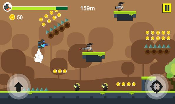 Ninja Gunslinger apk screenshot