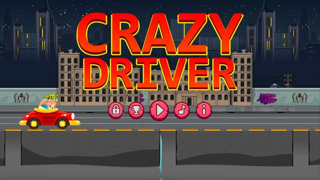 Crazy Driver poster