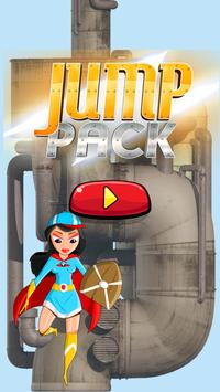 Jump Pack Supergirl poster