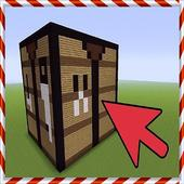 Crafting And Building MCPE Design icon