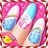 Princess Nail Art icon