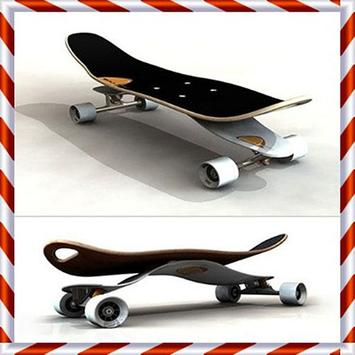 Skateboard Design Ideas poster