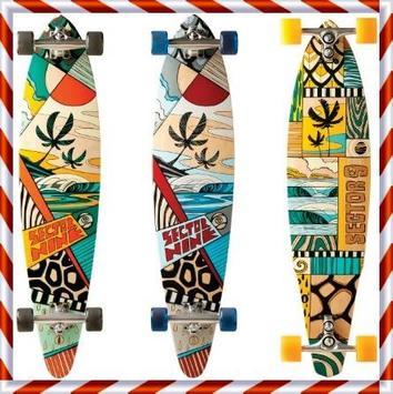 Skateboard Design Ideas screenshot 2