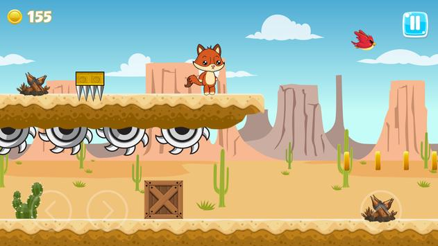 Fennec Fox Jump screenshot 4