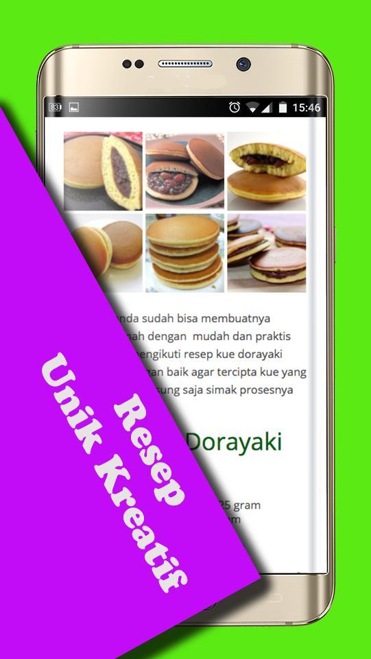 Aneka Masakan Kreatif Kumpulan Resep Kreatif For Android Apk Download