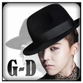 G Dragon Cool Wallpapers HD icon