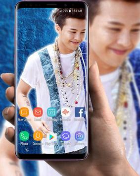 G Dragon Cool Wallpapers HD poster