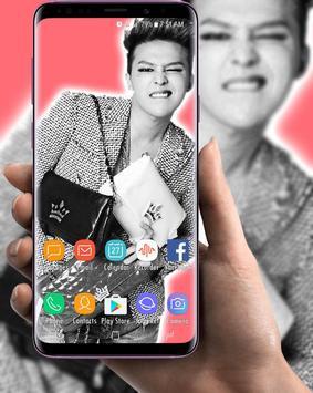 G Dragon Cool Wallpapers HD screenshot 2