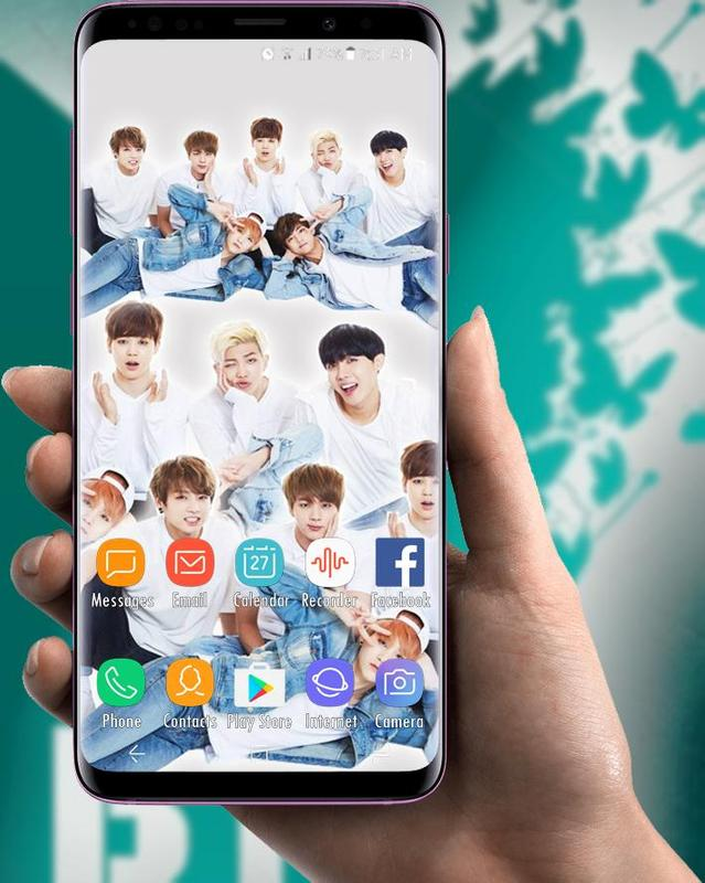 Bts The Bst Kpop Wallpapers Hd For Android Apk Download