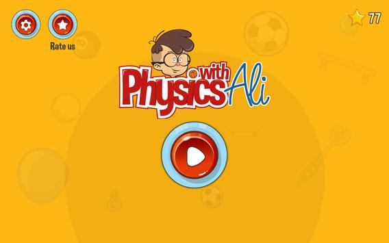 Physics with Ali screenshot 5