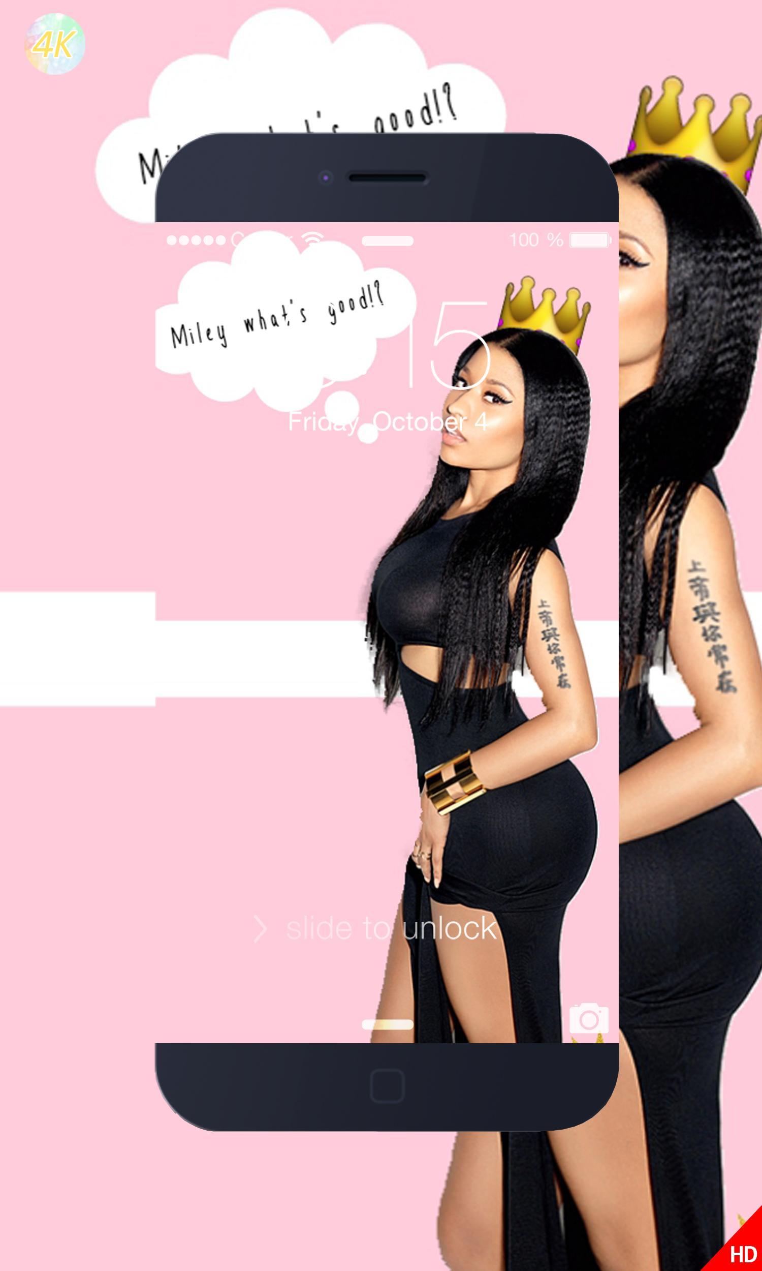 Nicki Minaj Wallpapers For Android Apk Download