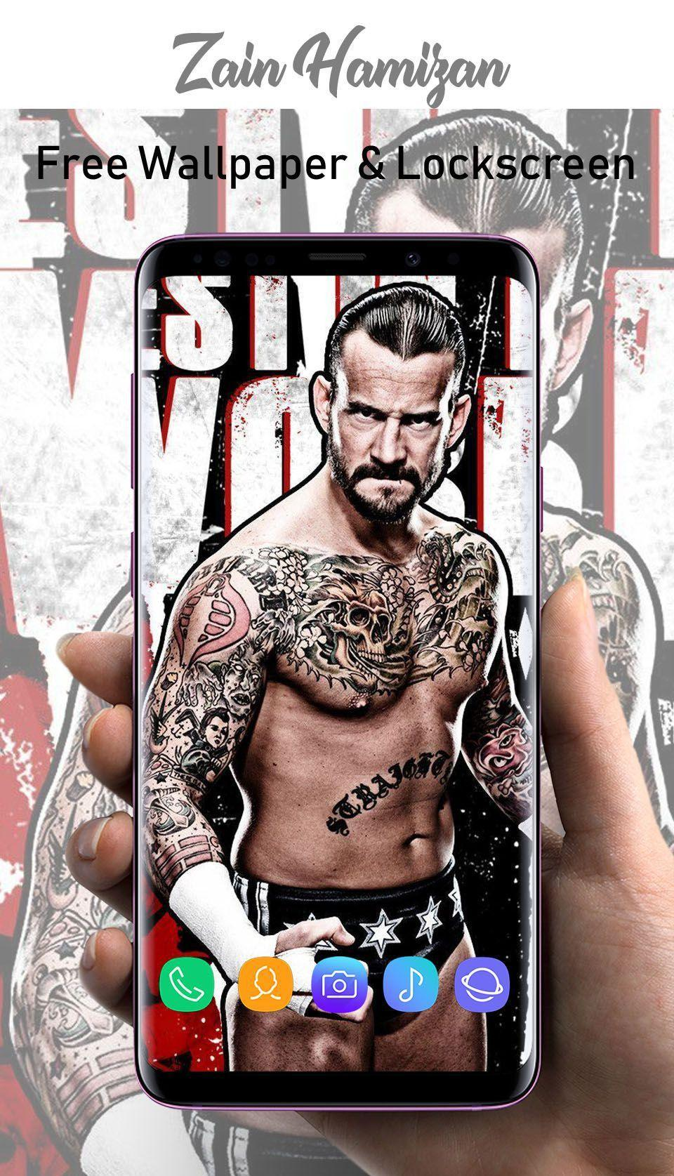 Cm Punk Wallpaper Qhd For Android Apk Download