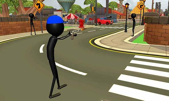 Angry Stickman Sniper Shooter apk screenshot