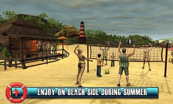 Beach Rescue Lifeguard Game screenshot 3