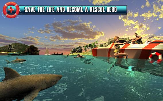 Beach Rescue Lifeguard Game screenshot 12