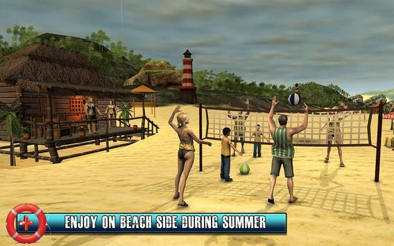 Beach Rescue Lifeguard Game screenshot 13