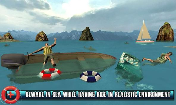 Beach Rescue Lifeguard Game screenshot 4