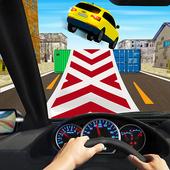 Racing Car Race Game 2017 icon