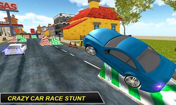 Racing Car Race Game 2017 poster