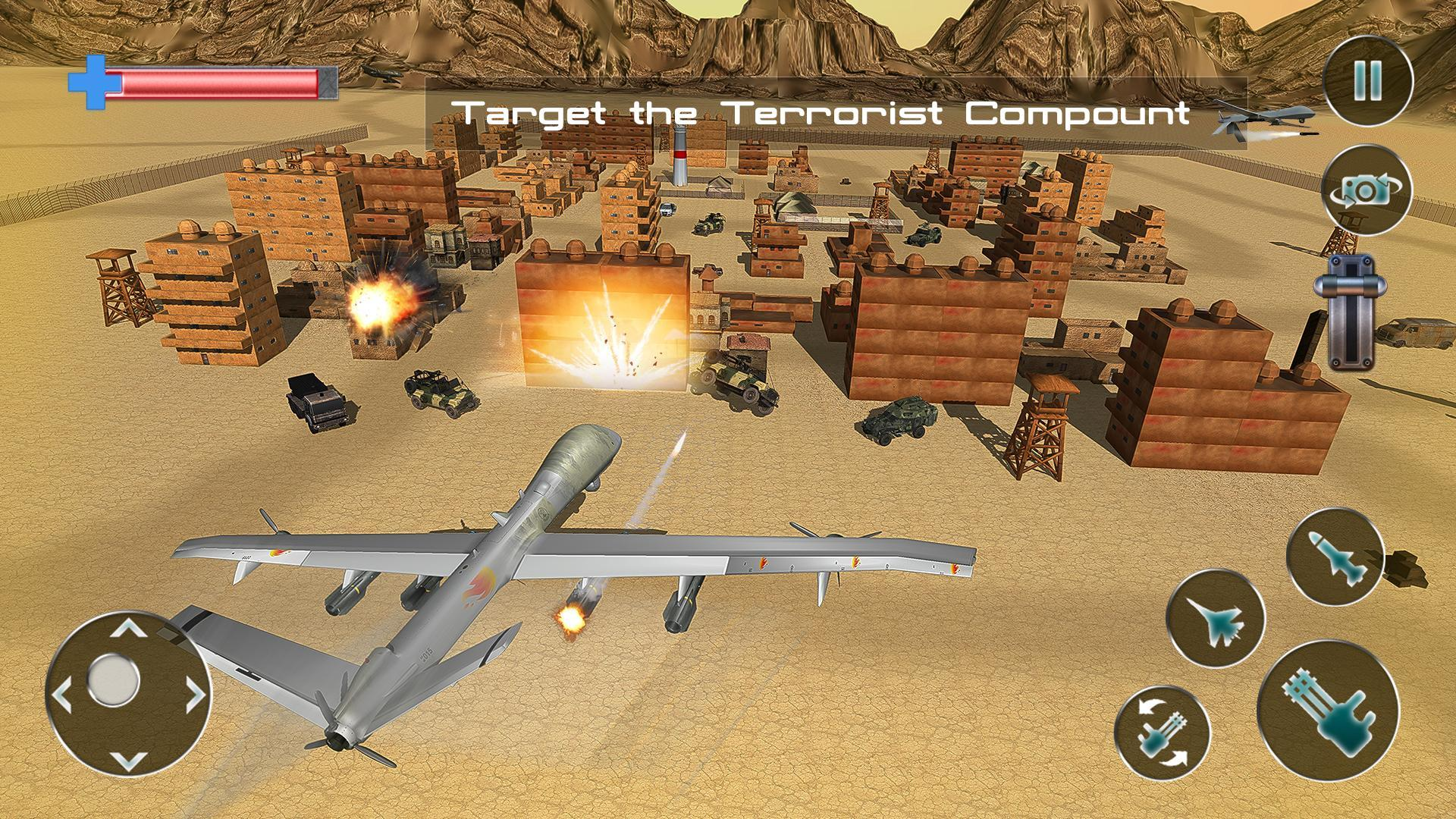 DRONE ATTACK SECRET MISSION for Android - APK Download