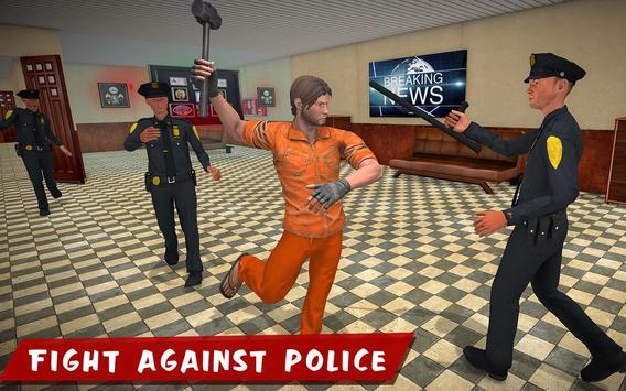 Secret Mission Jail Breakout apk screenshot