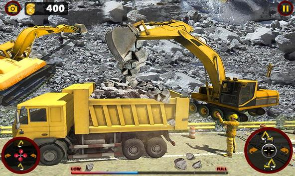 Road Builder : Highway Construction Game poster