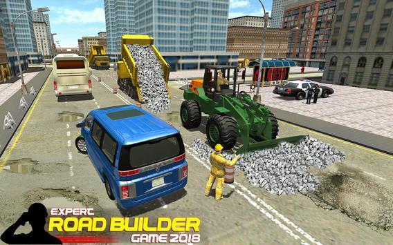Road Builder : Highway Construction Game screenshot 11