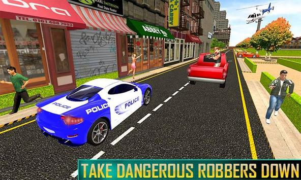 US Police Super Captain Hero City Rescue Mission screenshot 2
