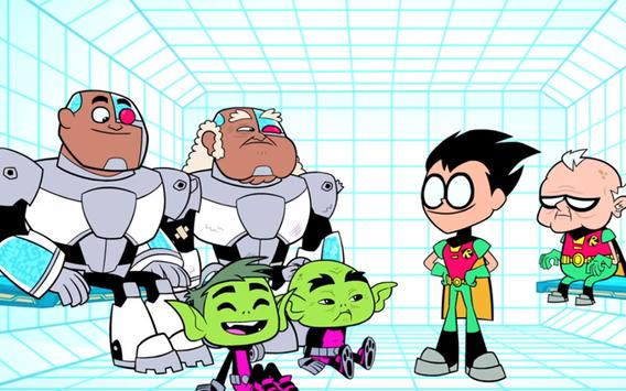 New Video Teen~Titans Go poster