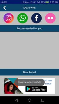 Photo Status Design Editor apk screenshot