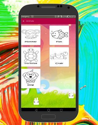 Kids Color World - Free Paint Book für Android - APK ...