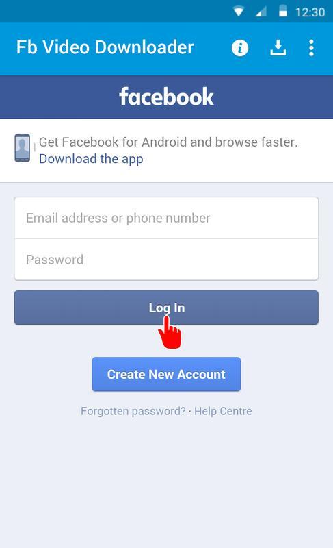 Fb video downloader apk download | Video Downloader for Facebook APK
