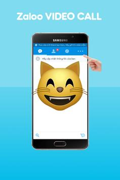 Free Zalo Video Call Advice apk screenshot