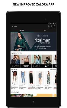 ZALORA - Toko Fashion Online apk screenshot