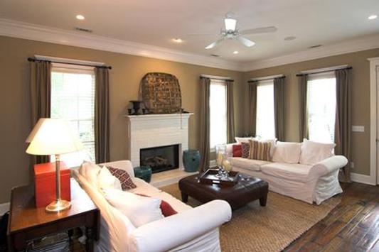 Living Room Decorating Ideas Screenshot 6