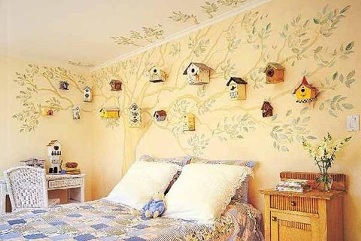 Wall Decorating Ideas APK Download - Free House & Home APP for ...
