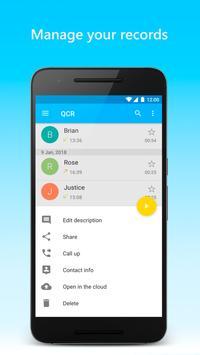 QCR screenshot 1