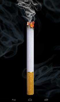 Smoking Virtual Cigarette Sim poster