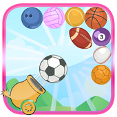 Shooting Sports Bubbles icon