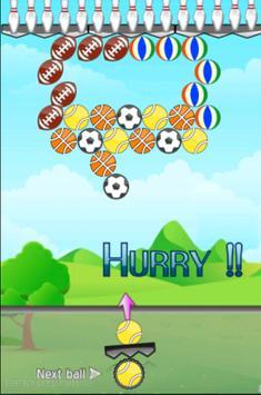 Shooting Sports Bubbles screenshot 1