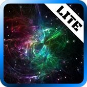 Space LWP (Demo) icon